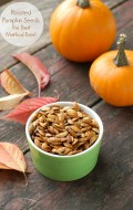 Roasted Pumpkin Seeds: The Best Method Ever!