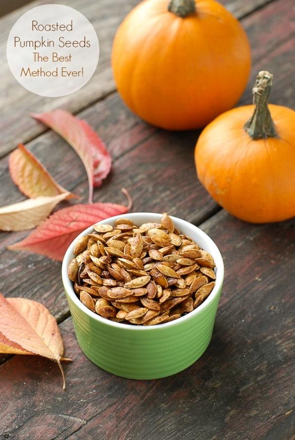 Roasted Pumpkin Seeds Best Method BoulderLocavore.com