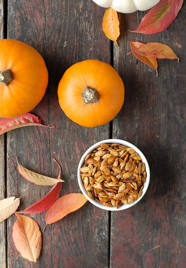 The Best Pumpkin Seed Roasting Method Ever - BoulderLocavore.com