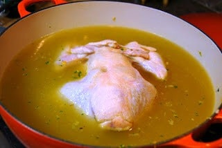 Whole Chicken in War on a Cold Chicken Soup BoulderLocavore.com