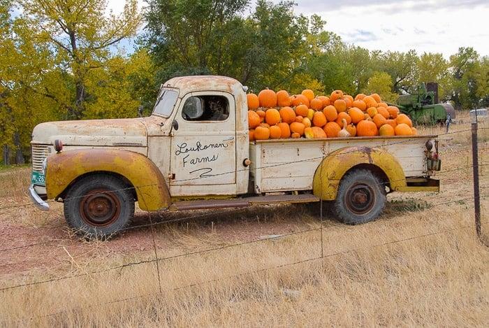 loukonen farms truck