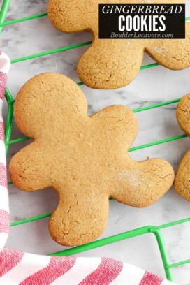 Gingerbread Cookies title image