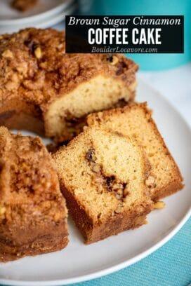 Grammy's coffee cake recipe