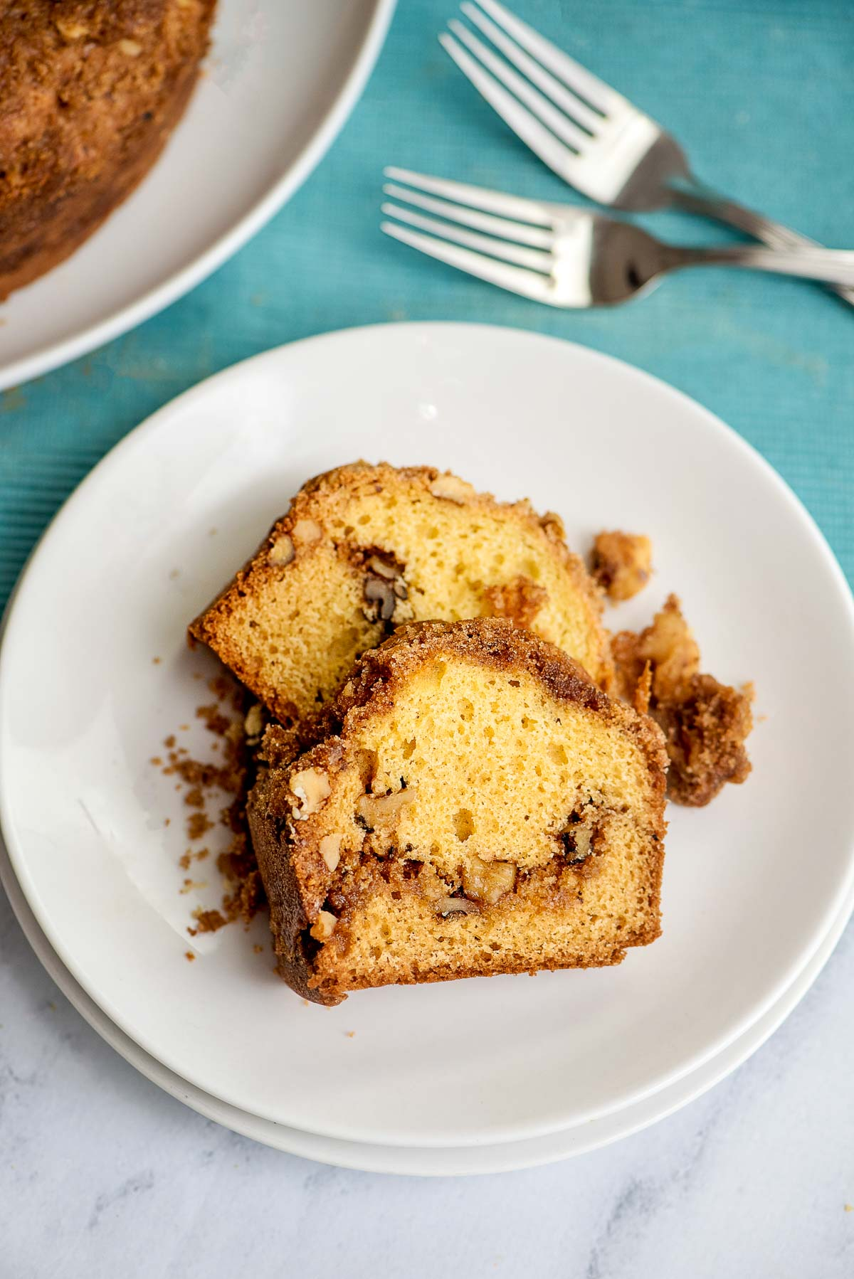 coffee cake recipe with ripple