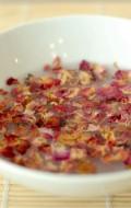 How to Candy Rose Petals {tutorial} | BoulderLocavore.com