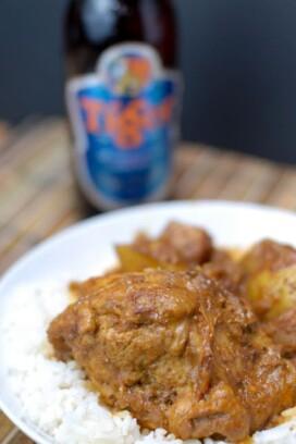 Nonya Chicken Curry BoulderLocavore.com