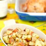 Lavender Roasted Potatoes