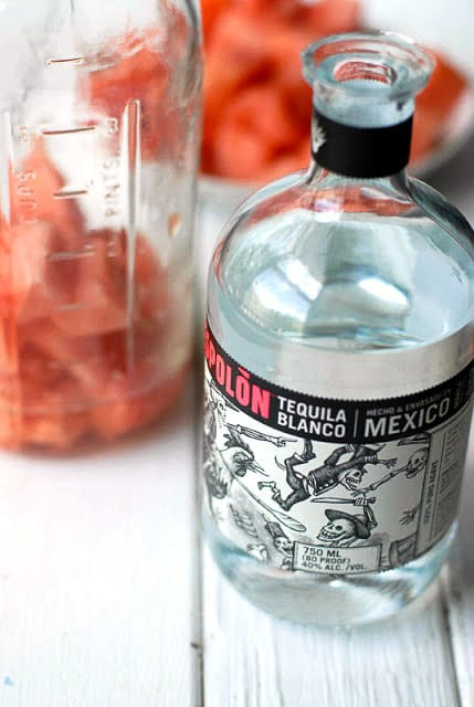 Watermelon Infused Tequila -  BoulderLocavore.com