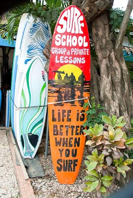 Surf School Tamarindo Costa Rica - BoulderLocavore.com