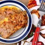 Mouthwatering Taco Meatloaf. A blend of meats, sausage and Mexican flavors you love rolled into an irresistible comfort food recipe. Makes 2. BoulderLocavore.com