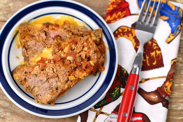 Taco meatloaf mouthwatering taco meatloaf a blend of meats sausage and mexican flavors you love rolled forumfinder Gallery