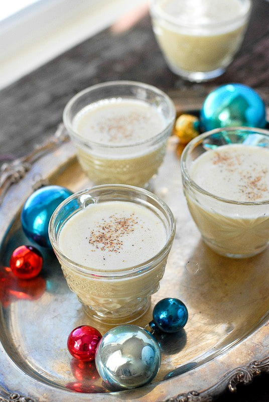 Designated Driver Required Egg Nog