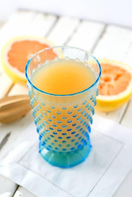 Freshly Squeezed Grapefruit Juice - BoulderLocavore.com