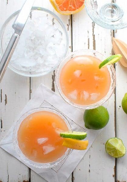 Grapefruit Margarita - BoulderLocavore.com
