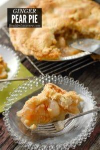 Pear Pie title image