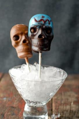 frozen dead guy days chocolate