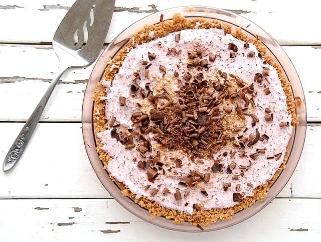 Cherry Chocolate Chip Pie - BoulderLocavore.com