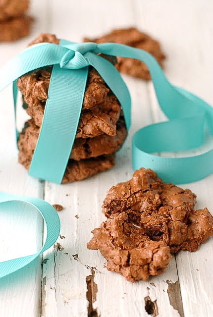Chocolate Truffle Cookies Kids Can Make gluten-free - BoulderLocavore.com