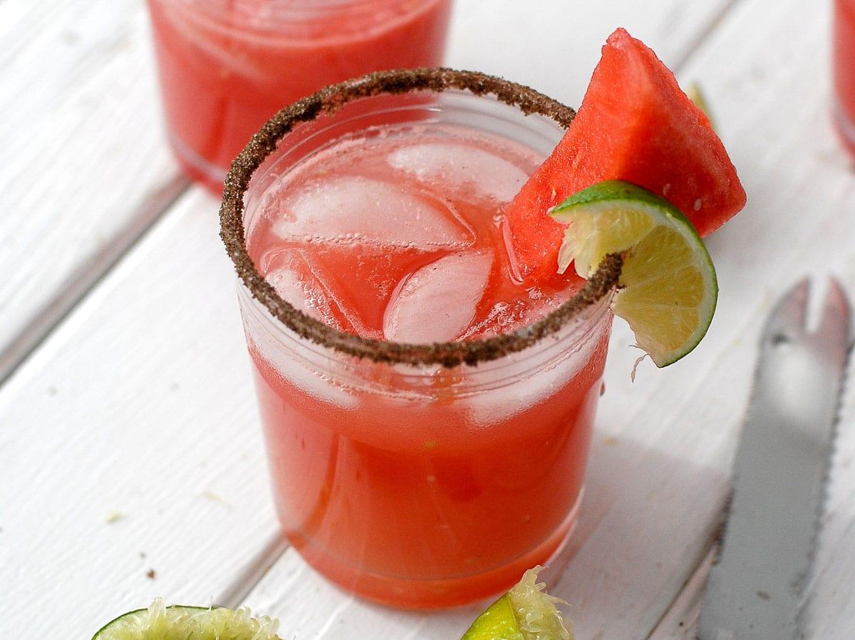 watermelon jalapeno margarita horizontal