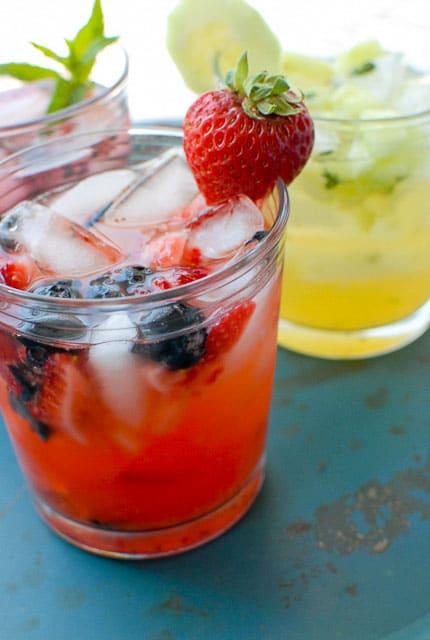 Fresh-Style Margarita - BoulderLocavore.com 291