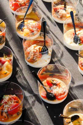 Fruition's Thai Style Octopus Ceviche(Do at the Denver Zoo) -