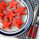 Patriotic Fruit Salads