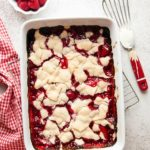 Raspberry Pandowdy: A Lazy Summer Day Dessert