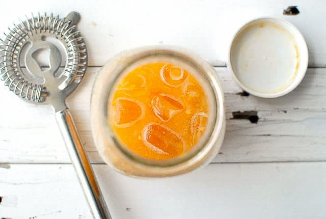 Peach Margaritas - BoulderLocavore.com