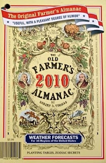 Who Writes the Farmer's Almanac Anyway?