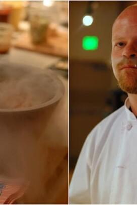 Chef Ian Kleinman Molecular Gastronomy