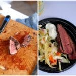 Snowmass Culinary & Arts Festival: Grilled Coffee-Rubbed Bison Tacos and Apple Green Cabbage Slaw