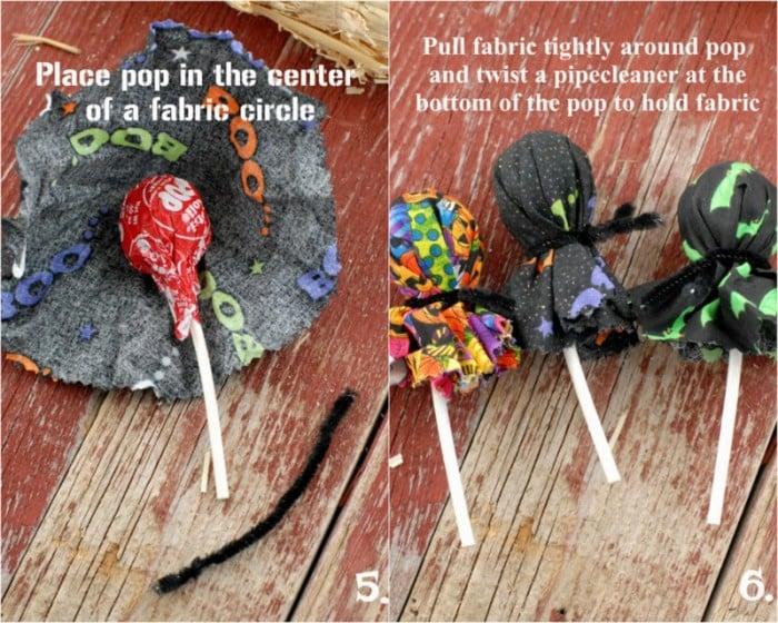 Halloween Treat Wreath DIY | BoulderLocavore.com