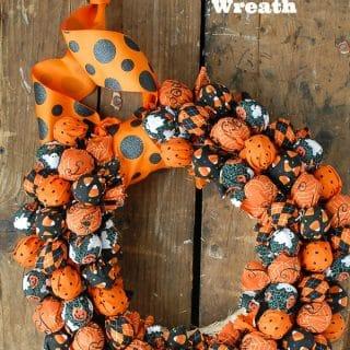 Best Halloween Wreath DIY