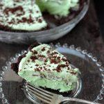 The Best Grasshopper Pie