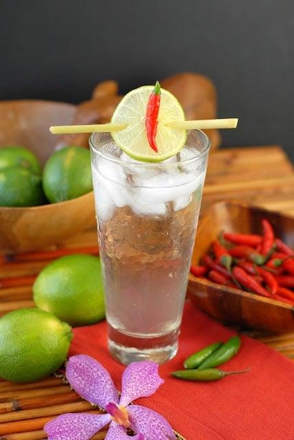 siam sunray cocktail