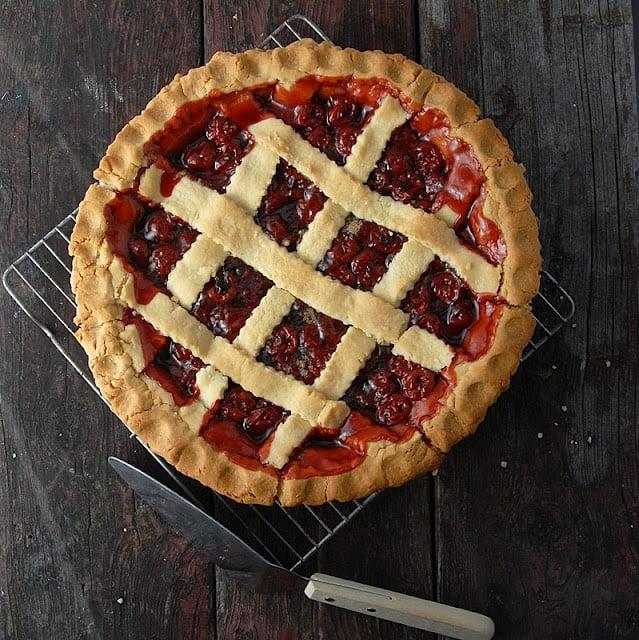 Cherry Pie | BoulderLocavore.com