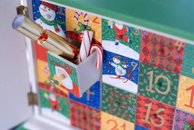 Countdown to Christmas box