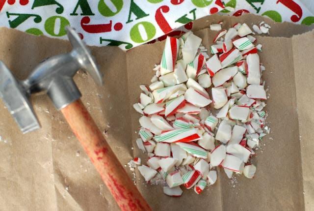 broken candy canes
