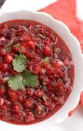Cranberry Salsa | BoulderLocavore.com