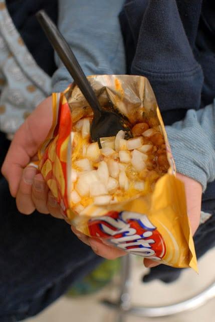 The Original Frito Pie | BoulderLocavore.com