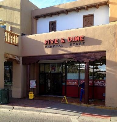 The Five and Dime Store, Santa Fe, NM | BoulderLocavore.com