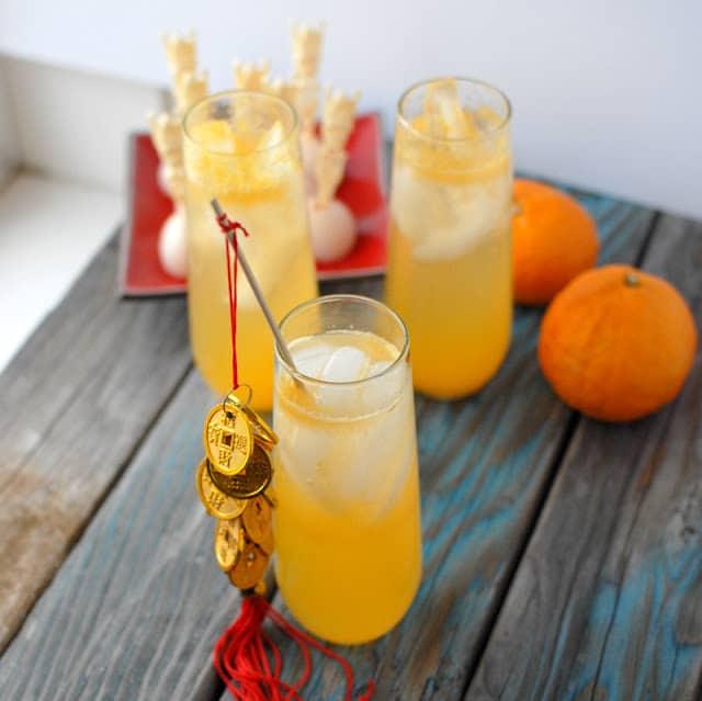 happy dragon cocktail