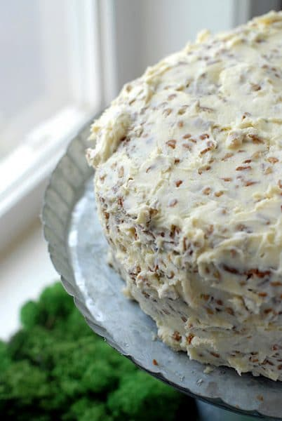 The Best Hummingbird Cake | BoulderLocavore.com