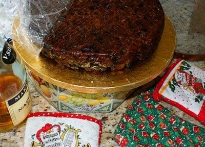 Christmas Cake New Zealand | Boulderlocavore.com