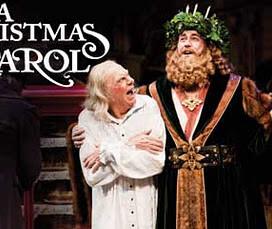 A Christmas Carol program