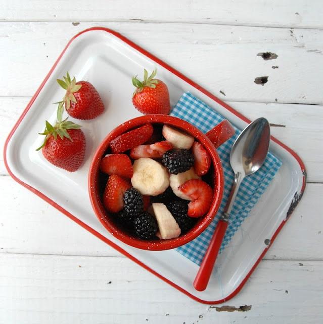 Patriotic Fruit Salads | BoulderLocavore.com