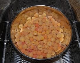 How to Freeze Raspberries (golden raspberries) | BoulderLocavore.com