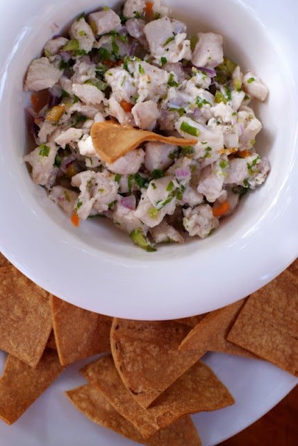Costa Rican Ceviche | BoulderLocavore.com
