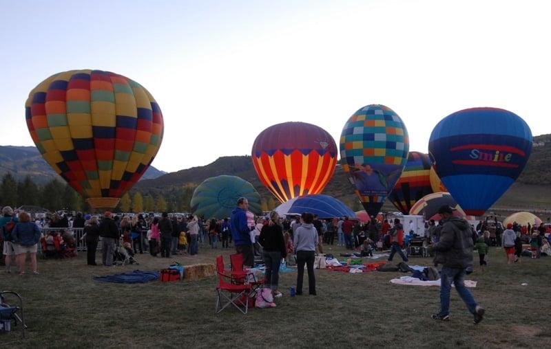 Snowmass (Hot Air) Balloon Festival