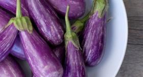 Fairytale Eggplant | BoulderLocavore.com
